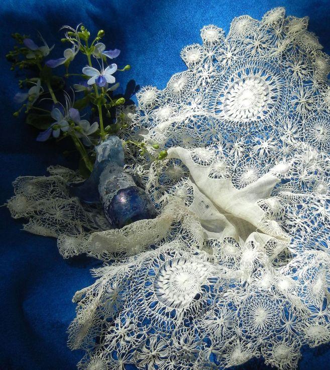 Mama Sitges' handkerchief